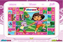 Play Dora The Explorer Mix-up game
