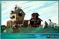 Play A Town Called Panic - Hidden Objects game