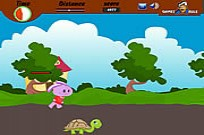Play Hare vs Tortoise game