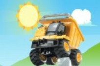 Play Truck Rush Seasons game