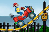 Play Coaster Bike game