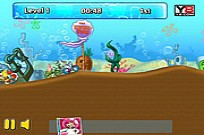 Play Spongebob Cycle Race 1 game