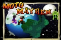 Play Moto Mayhem game