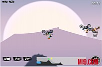 Play Anime Motocross game