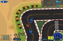 Play world karting championship game