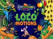 Play Kids' Choice Awards : Loco Motions game