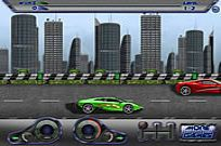 Play Atomic Supercars game
