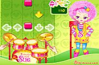 Play Sue Drumming Game game