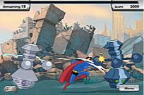 Play Justice League Training Academy - Superman game