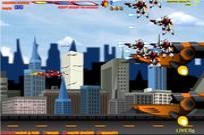 Play Iron Man Battle City game