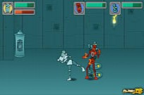 Play Tribot Fighter game