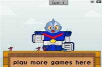 Play Superman Save World game