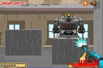 Play Rambo Robot Mayhem game