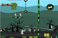 Play Ben 10 Extreme Shooter game