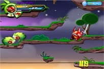 Play Fruity Robo Battle Biography game