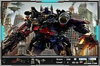 Hidden Object jogo Transformers: Dark Of The Moon