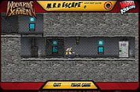 Play Wolverine Mrd Escape game