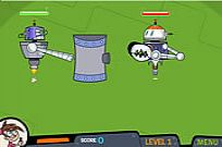 spielen Battle Of The Futurebots Spiel