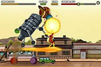 Play Ben 10 - Saving Sparksville game