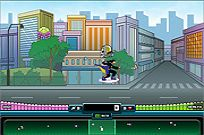 Play Static Shock game