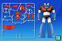 Play Build Mazinger Z game