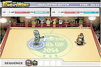 Play Mini Robot Wars game
