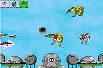 Play Robot War Strategy game