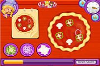 Play Lily's A Pizza Maker game
