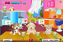 Play Pet Care game