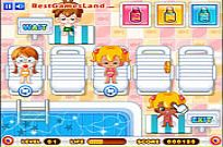 Play Suntan Rush game
