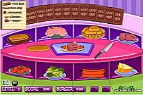 Play Fastest Burger Maker game