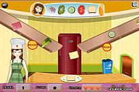Play Sandwich Making game