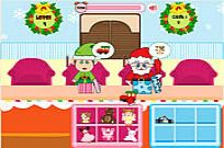 Play Uncle Sam's Christmas Factory game