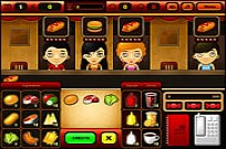 Play Fastfood Bar game