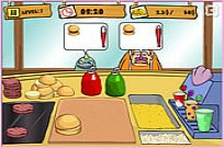 Play Spongebob Krabby Dash game