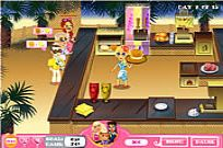 Play Jennifer Rose: Snack Bar game