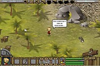 Play Robinson Crusoe The Game game