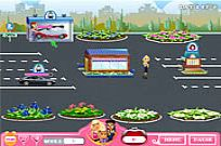 Play Jennifer Rose Car Service game