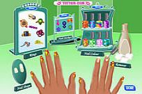 Play Nail Fashion game