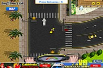 Play California Pizza Delivery game