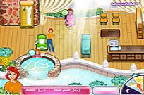 Play Sasha's Health Spa game