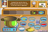 Play Cooking Show - Chicken Stew game