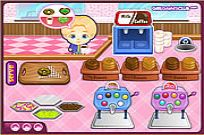 Play Johnny Donut game