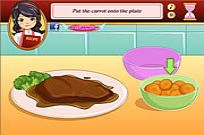 Play How To Make Chicken Teriyaki game