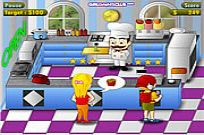 Play Diner Chef game