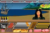 Play Washington Food House game