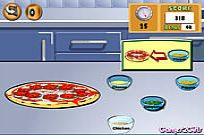 Play Cooking Show - Pizza game