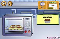 Play Cooking Show: Muffins game