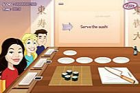 Play Isushi Madness game