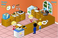 Play Fried Chicken Restaurant game